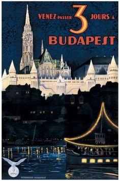 Inter Travel kelionių istorija. Budapeštas. Vengrija. Budapest