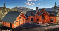 Future mountain home