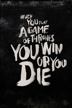 Game of Thrones: Quotes of the Realm