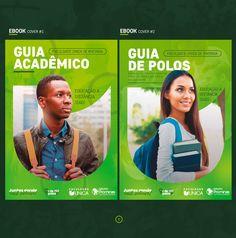 Ebook: Faculdade Única on Behance