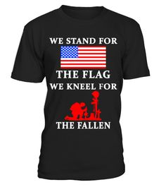 # America . We stand for the Flag .  TIP: If you buy 2 or more (hint: make a gift for someone or team up) you'll save quite a lot on shipping.Click Here For More Design:Veterans Day T-shirts | Unique Veterans Day ApparelGuaranteed safe and secure checkout via:vietnam | veteran | retirement | patriot | navy | coast | guard | charity | afghanistan | army | war | vet | soldier | republican | police | military | airforce | funny | combat | iraq | abuse | 2nd | amendment | boat | bald | eagle…