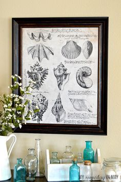 Emmie is back today from My Someday in May, and I couldn't be more in love with the free printable she is sharing!! I need one of these seashell prints in my home ASAP. I don't know about you but my brain is already thinking SUMMER!  Yup, I'm dreaming of hot sand and sunshine.  I...Read More »