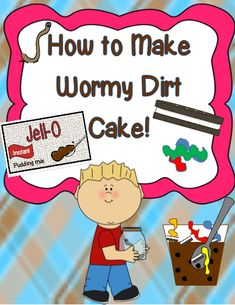 his Hands-on engaging activity has the students go through the various steps of how to make a delicious Spring time treat and ALSO practice their writing and sensory skills at the same time! #freeprintables #TeacherSherpa