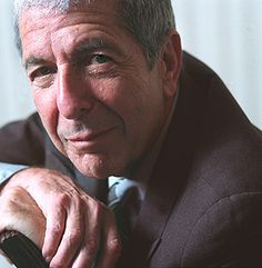 """cohenyearsphotos: """" """" Photo by Chema Conesa El Mundo, July 5, 2001 """" From The Essential Leonard Cohen website. """""""