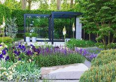 Billedresultat for have inspiration billeder Chelsea Flower Show, Modern Planting, Side Yard Landscaping, Dutch Gardens, Chelsea Garden, Back Garden Design, Garden Arches, Garden Images, Garden Show