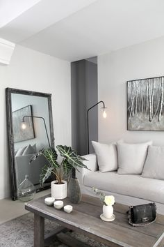 interior design by David Gaillard - neutral colors