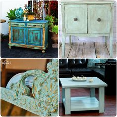 Enjoy some of our favorite Duck Egg Blue projects on The Palette Blog