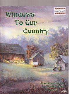 peinture Windows to Your Country - Michelle L. Porte V. - Picasa Webalbums