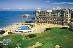 Hotel du Palais Imperial Resort & Spa - Biarritz, France