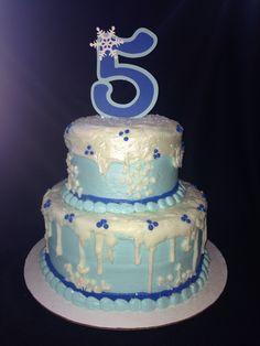Frozen #1 - $75 Cakes By Stephanie, Frozen, Desserts, Food, Tailgate Desserts, Deserts, Essen, Postres, Meals