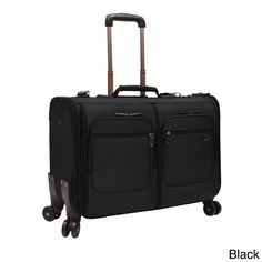 Travel in style with the U.S. Traveler by Traveler's Choice Stimson carry-on…