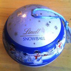 Lindt Snowball