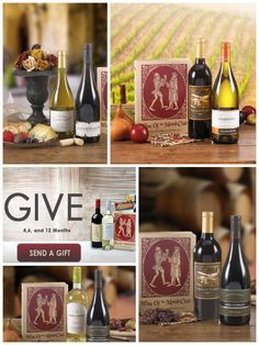 Best Wine of the Month Clubs for Holiday Gifting | RealEstateClientGifts.com