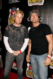 Gunnar Nelson and Bobby Rock