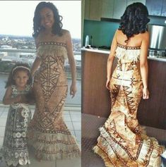 The Tongan dress I would love to wear...