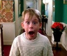 Home Alone, one of the best Christmas movies!