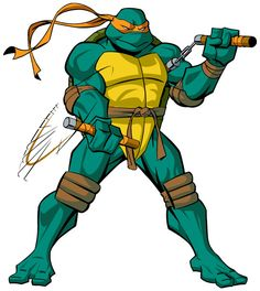 "Teenage Mutant Ninja Turtles ""2003"": Mikey"