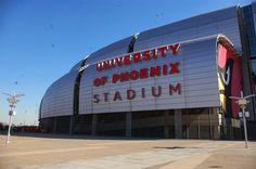 University of Phoenix Stadium _ Eisenman Architects
