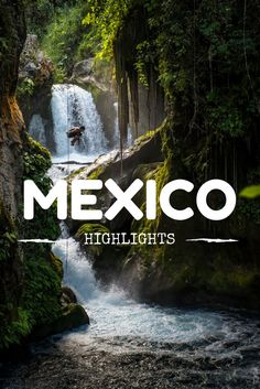 Mexico – Natural Highlights - Only Once Today