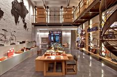 Shinola Flagship Tribeca en New York, NY