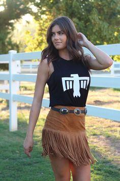 Desert Wind Skirt ltbboutique.com