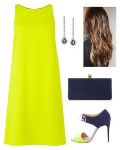 """""""Untitled #1031"""" by lovelifesdreams on Polyvore featuring Lauren Ralph Lauren, Christian Louboutin, Jimmy Choo and Ross-Simons"""