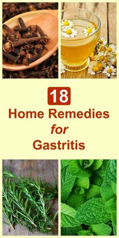 Gastritis may be acute, in which case there is a sudden onset, or it can be chronic and may develop gradually over a period of time. Some individuals may go on to develop stomach ulcers due to gastritis. In most cases though, gastritis is not very serious and can be treated easily. Here are 18 #HomeRemedies for #Gastritis - Selfcarers