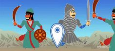The Palestine conflict history explained in one absurd animation National Issues, Monty Python, Palestine, Animation, War, History, Teaching Ideas, Fence, Artwork