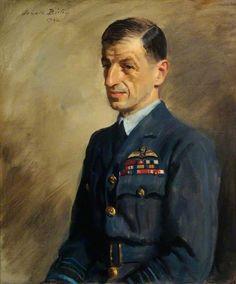 Air Chief Marshal Sir Charles Portal (1893–1971) - Oswald Homby Joseph Birley 1942