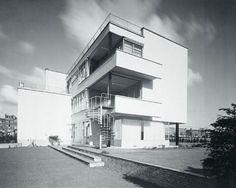 Sonneveld House | 1933 | Rotterdam, Netherlands | J.A. Brinkman and L.C. van der Vlugt