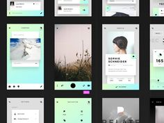 Relate UI kit: 45 free templates for Sketch and Photoshop