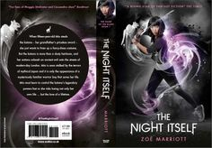Full Wrap for the second UK paperback edition of The Night Itself - Walker Books. Photograph by Larry Rostant, design by Maria Soler Canton
