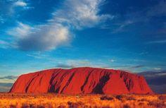 Ayers Rock   AYERS ROCK – AUSTRALIA   VIAGGINATURA