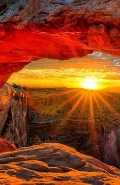 Utah made this INTERNATIONAL list of most beautiful places. Catch the sunrise from a new vantage point beneath Mesa Arch in Utah Nature Pictures, Cool Pictures, Beautiful Pictures, Amazing Photos, Landscape Photography, Nature Photography, Sunrise Photography, Travel Photography, Photography Tips