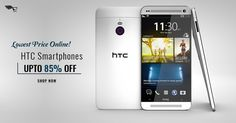 Get  85 % off with best #deals on #HTC #SmartPhones #TogoFogo. Shop Now:http://bit.ly/2gozZfb  Lowest Price Online!