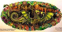 So many layers! I used my inktense set, with water  From GWAW's Escape de Shakespeare's World #amidsummernightsdream #shakespeare #escapetoshakespearesworld #inkybox #divasdasartes #bayan_boyan #coloring #coloringforadults #coloringbook #coloring_masterpieces #coloring_secrets #artecomoterapia #arte_e_colorir #goodwivesandwarriorscoloringbooks #desenhoscolorir #coloriageantistress #coloriagepouradulte #prismacolor #livrocoloriramo #creativelycoloring #colortherapyapp #creativelycoloring ...