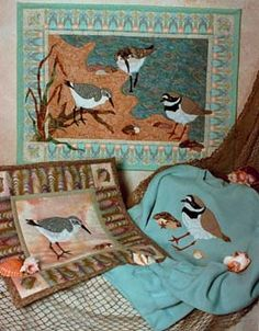 Pine Meadows Designs Applique Quilt Pattern, mom would love this