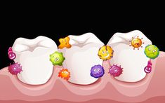 6 Risk Factors for Periodontal Disease (Gum Disease) Dental Facts, Dental Humor, Dental Hygienist, Dental Health, Dental Care, Gum Health, Gum Disease Treatment, Human Teeth, Dental