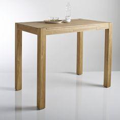 Lignes droites et belle matière pour cette table de bar en chêne massif huilé Adelita : un effet superbe associée aux autres meubles de la collection Adelita. Dimensions de la table de bar Adelita :4 couvertsLes pieds de section carrée affleurent le dessus du plateauPieds épaisLa table de bar Adelita est vendue à monter soi-même.Caractéristiques de la table de bar Adelita :Chêne massif abouté finition huilé.Piètement chêne massif finition huiléeRetrouvez l'ensemble de la collection Adelita…
