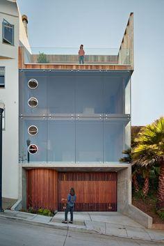 © Bruce Damonte Architects: Craig Steely Location: San Francisco, CA, USA Area: 1,900 sqft Year: 2013 Photographs: Bruce Damonte © Bruce.
