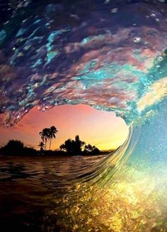 North Shore Oahu, Hawaii...been there but want to go back :)