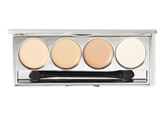 For a truly perfect concealer match, this lets you blend your own.  Topshop Beauty The Concealer Palette, $18.   - Redbook.com