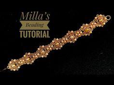 Jewelry Making Tutorials, Beading Tutorials, Website Tutorial, Crystal Beads, Crystals, Beaded Bracelets Tutorial, Homemade Jewelry, Bracelet Patterns, Beaded Jewelry