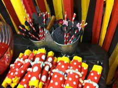 Minnie Mouse party by @whitw001 (Kim Countryman)