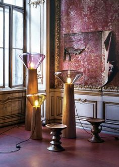 Bensimon / Gallery S.Bensimon /Muffin Lighting-Dan Yeffet Lucie Koldova / Limited Edition