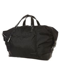 NIXON TRANSIT MESSENGER BAG - BLACK