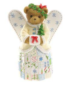Winter Angel of the Sea Figurine...