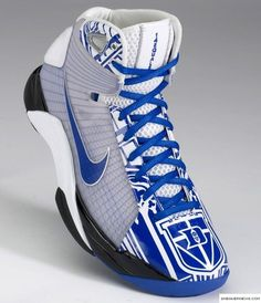 Duke basketball shoes
