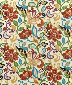 This is the outdoor fabric I'm using on my pergola this summer :)