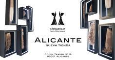 Abrimos nueva #tienda en #Alicante en Calle del Teatro, número 19. Las mejores #extensiones y productos para el #cabello de Elegance Hair Extensions